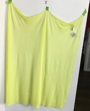 New Authentic Anna club by  La Perla  Sarong Yellow Wrap made in Italy