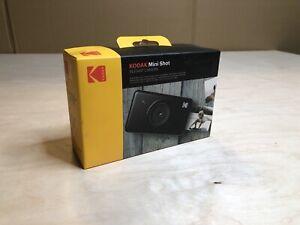 KODAK: Mini Shot Wireless Instant Digital Camera (Black)