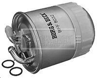 Borg & Beck Fuel Filter BFF8032 - BRAND NEW - GENUINE - 5 YEAR WARRANTY
