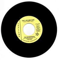 "MASQUERADERS That's The Same Thing / Talk About 60s NORTHERN SOUL 45 7"" VINYL"