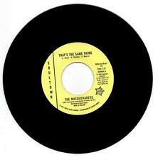 MASQUERADERS That's The Same Thing / Talk About NEW NORTHERN SOUL 45 OUTTA SIGHT