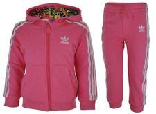 Vestiti e abbigliamento rosa in misto cotone con maniche lunghe per bambina da 0 a 24 mesi
