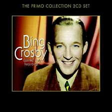 BING CROSBY - ESSENTIAL EARLY RECORDINGS 2 CD NEUF