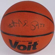 Patrick Ewing Signed Full Size Basketball JSA Knicks Georgetown