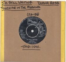 "MOTOWN.DIANA ROSS.I'M STILL WAITING / TOUCH ME IN THE MORNING.UK RE-ISS 7"".EX+"