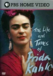 The Life and Times of Frida Kahlo [New DVD] Full Frame