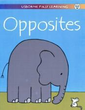 Sticker Math: Opposites by Running Press Staff (2004, Paperback, Activity Book)