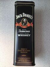 JACK DANIELS EMPTY BOTTLE TIN