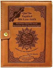 Quran / Koran Tajwied mit Lesestift / Read Pen (arab./deutsch)  Takschita Hijab