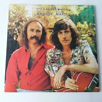 David Crosby & Graham Nash - Wind on the Water - Vinyl LP German 1st Press NM/NM