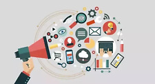 Promote amazon, etsy, ebay, shopify, ecommerce  links