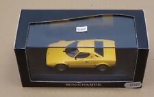 Minichamps 1/43 430 125020 Lancia Stratos 1972-78 Yellow