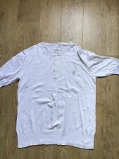 All Saints Polo Shirt Size Medium Mens