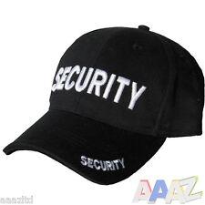 Kombat 100% algodón, de seguridad de béisbol Cap Hat 3d Bordado Portero Bouncer