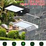 Solar Powered PIR Motion Sensor 36 LED Security Wall Light Outdoor Garden Lamp