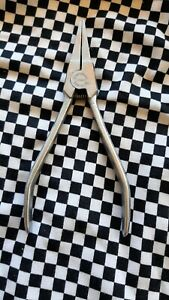 STAHLWILLE VINTAGE FLAG TIP PLIERS MADE IN GERMANY 65474170