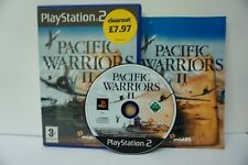 Pacific Warriors II (2): Dogfight! - PS2 PAL Complete