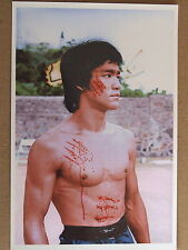 PHOTO BRUCE LEE COLLECTION N°  23 - OPERATION DRAGON