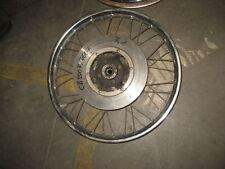 Kraftrad Vorderradfelgen aus Stahl mit 18 Zoll