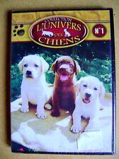 DVD L'Univers des chiens N:1 /J19