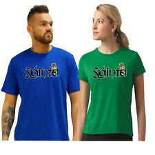 Mitigar el día de San Patricio Irlanda Irlandés Cheers (slahn-CHA) sláinte Mens T Shirt