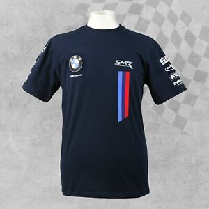 BMW Motorrad WorldSBK Adult T-Shirt - 100% Official Merchandise!