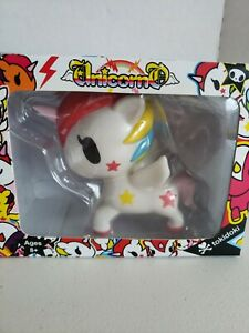 "Tokidoki Stellina Unicorno 5"" Vintage Vinyl Fantasy 2013 Collectible Figure"