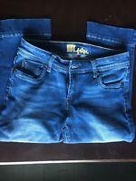 Kut From The Kloth Womens Capri Blue Jeans Pants Size 6