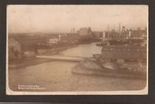 More details for cheshire-wirral-shipping industry-dukes bridge-birkenhead docks. 1909 rp.