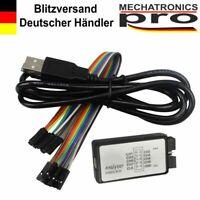 8 Kanal Logik Analyser, CH 8 Channel USB Logic Analyzer Oszilloskop