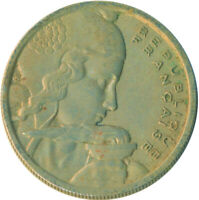 COIN / FRANCE / 100 FRANCS 1954  #WT4856