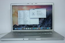 "Cheap Apple MacBook 15.4"" A1226 Core 2 Duo 2.20GHZ 4GB 160GB WARRANTY  GRADE B+"