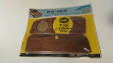 Vintage EMPI 1968+up VW Beetle Bug wood dash panel kit RARE! NOS! (Inch Pincher)