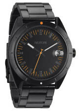 Nixon Rover SS II Watch (All Black / Orange)