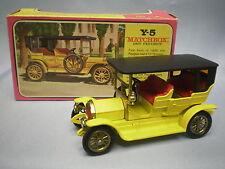 MATCHBOX MODELS OF YESTERYEAR Y-5 1907 PEUGEOT