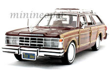 MOTORMAX 73331 1979 79 CHRYSLER LEBARON TOWN AND COUNTRY 1/24 WOODY BROWN