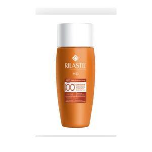 Rilastil MD Fluid SPF100 +, Protective Sunscreen Emulsion 75ml