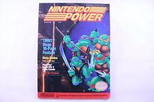 Nintendo Power Issue #6 May/ June 1989 TMNT Teenage Mutant Ninja Turtles