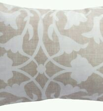 NEW! Barbara Barry Poetical Queen Sham-Natural***$50.00 Value***