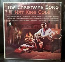 Nat King Cole The Christmas Song Vinyl LP sm 1967 EMI