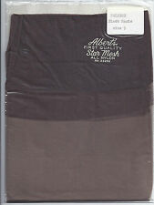 Vintage Stockings by Alberts Black Magic RHT Nylons size 9 1960s Original