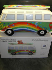 OFFICIAL VW VOLKSWAGON COLLECTION BRISA CAMPER VAN MONEYBOX BUMB14 LICENSED NEW