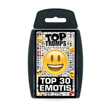 Top Trumps Emotis