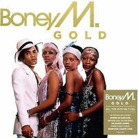 BONEY M - Gold - The Very Best Of - Greatest Hits 3 CD NEW / Sealed