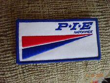 Vintage  P I E Pacific Intermountain Express Nationwide  Company Patch