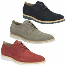 Clarks Suede Lace-up Round Toe Shoes for Men