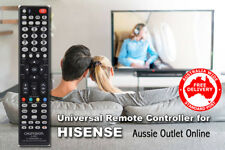 HISENSE Universal Smart TV Remote Control No Programming Needed - Aussie Outlet