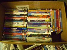 (64) Disney Children's DVD Lot: National Treasure Narnia Holes (3) Pirates  MORE