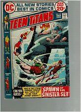 Teen Titans 40 Betrayed by Aqualad Vg/F