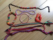 Bracelets fantaisie (lot de 8)